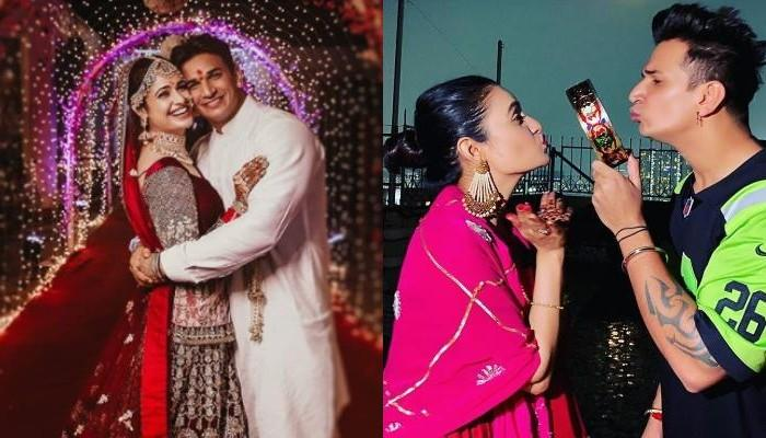 Yuvika Chaudhary Talks About Pregnancy And When She Plans To Start A Family With Prince Narula