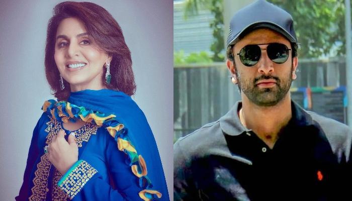 Neetu Kapoor Shares A Cute Picture Of Ranbir Kapoor With Alia Bhatt To Wish Him On His Birthday