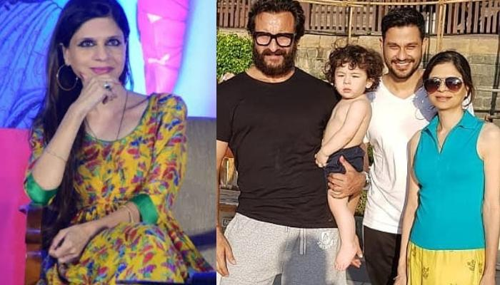 Saba Ali Khan Schools A Troller, Who Asked Her 'Whether Her Family Even Bothers About Her'
