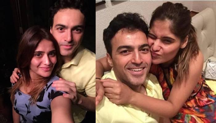 आरती सिंह ने एक्स-बॉयफ्रेंड अयाज खान और उनकी पत्नी को खास अंदाज में दी वेडिंग एनिवर्सरी की बधाई