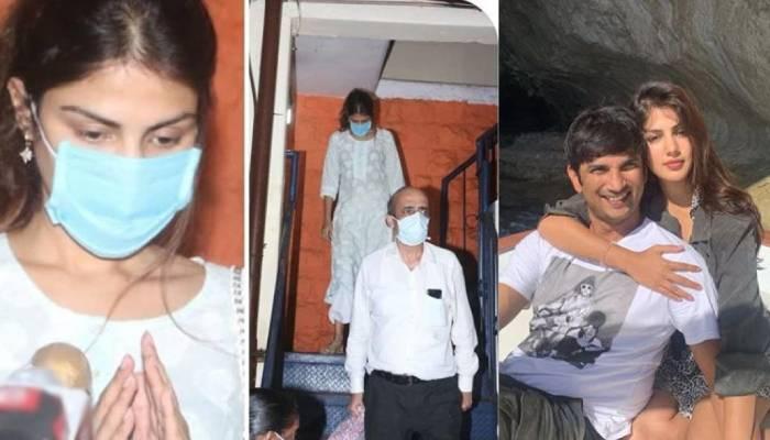 सुशांत के कहने पर रिया चक्रवर्ती ने छोड़ा था घर, 9 घंटे की पूछताछ में एक्ट्रेस ने किए कई खुलासे