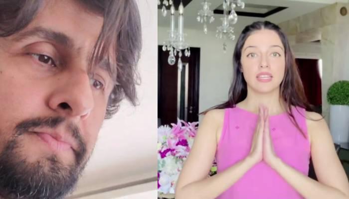 पति भूषण कुमार पर लगाए आरोपों पर पत्नी दिव्या खोसला ने सोनू निगम को दिया जवाब, देखें वीडियो