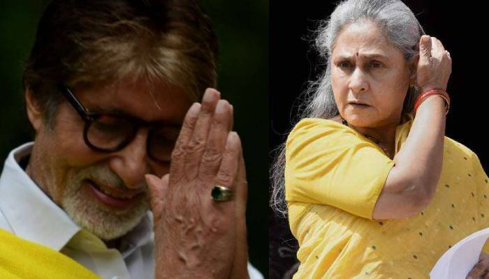 जब माथबिंदी-झुमका और साड़ी में अमिताभ बच्चन को देखकर गुस्से से भर गई थीं पत्नी जया बच्चन