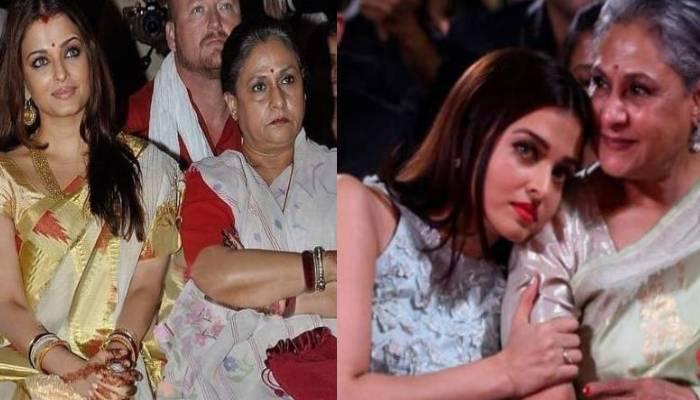 जब जया बच्चन ने अपनी 'बहूरानी' ऐश्वर्या की खुलकर की थी तारीफ, सामने आया थ्रोबैक वीडियो