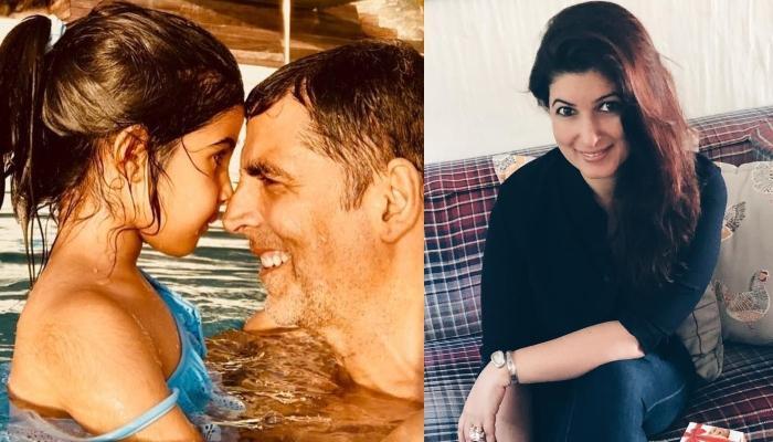 अक्षय कुमार की बेटी नितारा ने ट्विंकल से किया सवाल, पूछा- क्या आप तो पापा को जेल में नहीं करोगी बंद?