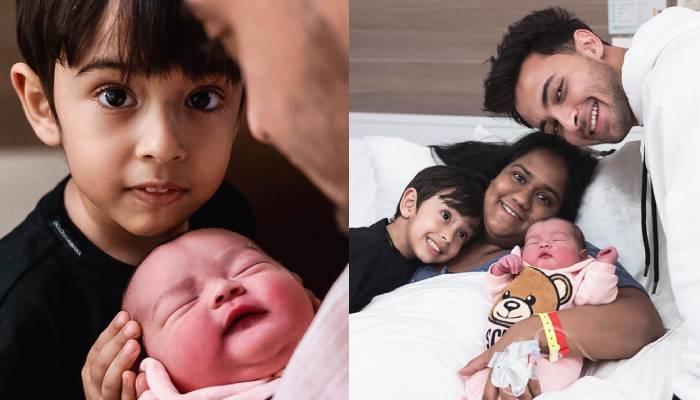 आयत के पैदा होने पर उसे ऐसे निहारते दिखे पापा आयुष शर्मा, तस्वीर में दिखी गजब की बॉन्डिंग