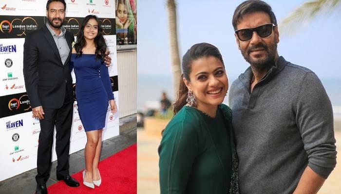 अजय देवगन-काजोल की बेटी न्यासा नहीं हैं कोरोना पॉजिटिव, अजय देवगन ने ट्वीट कर बताया सच्चाई