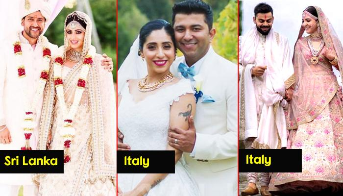 बॉलीवुड के इन 15 स्टार्स ने विदेश में रचाई शादी, एक ने तो 2 बार की मैरिज