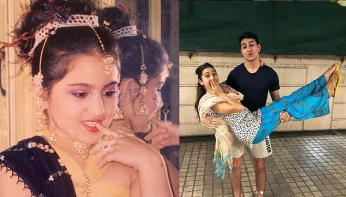 सैफ अली खान के बड़े बेटे इब्राहिम को याद आया बचपन, शेयर की बहन सारा के साथ की ये फोटो