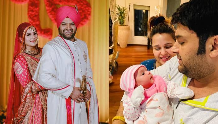 कपिल शर्मा-गिन्नी चतरथ ने बेटी के लिए किया ये खास काम, तस्वीरें देख आप भी कह उठेंगे- वाह क्या बात है