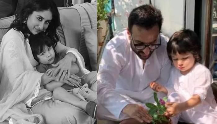 तैमूर अली खान ने बनाई शानदार पेंटिंग, मम्मी करीना कपूर खान ने शेयर की तस्वीर