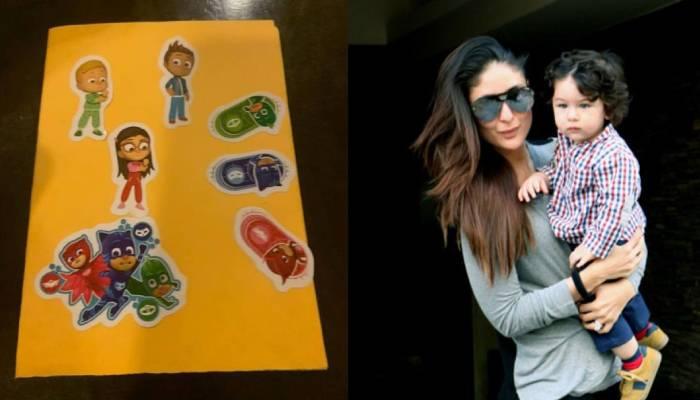 पटौदी के राजकुमार तैमूर अली खान को गिफ्ट में मिला ये खास कार्ड, मम्मी करीना कपूर ने किया शेयर