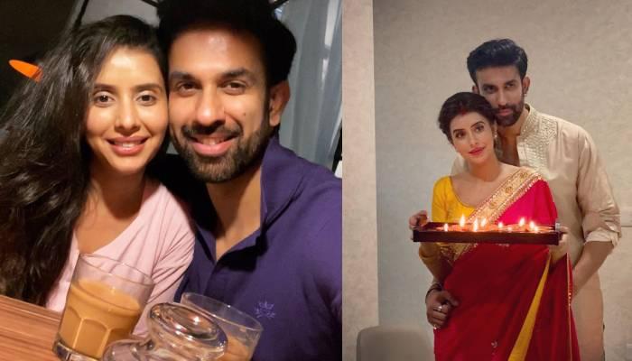 राजीव सेन ने पत्नी चारु असोपा को बेहद खास अंदाज में दी जन्मदिन की बधाई, वायरल हुई तस्वीरें