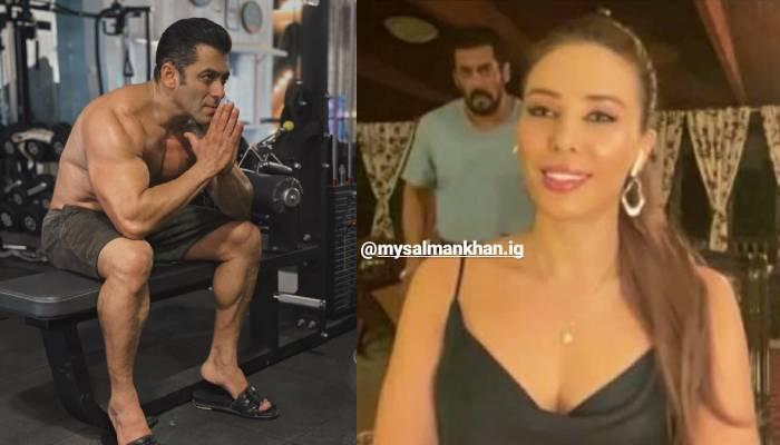 खुल गई सलमान खान की पोल! यूलिया वंतूर के साथ फार्महाउस में रह रहे हैं भाईजान, देखें वीडियो