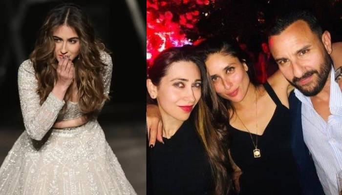 हैप्पी ईद: सैफ अली खान ने अपनी बीवी और साली के लिए बनाई बिरयानी तो सारा ने शेयर की ये फोटो
