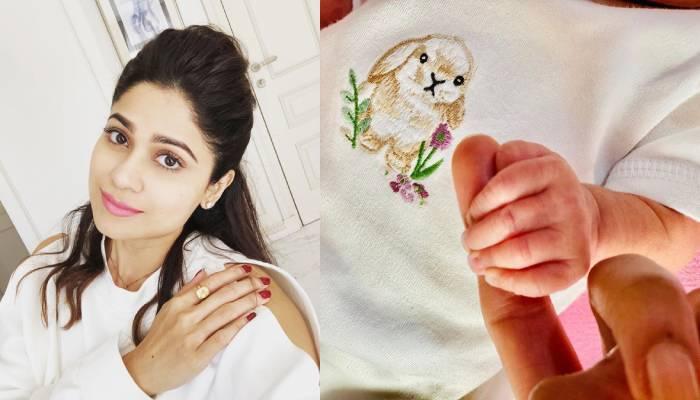शमिता शेट्टी ने मासी बनने पर इस तरह से जाहिर की खुशी, शिल्पा शेट्टी की बेटी के लिए कही ये बात
