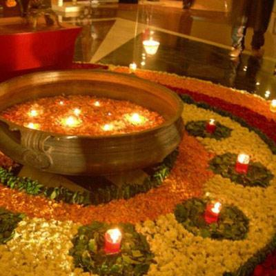 Home decoration ideas for diwali for Ideas for home decoration on diwali