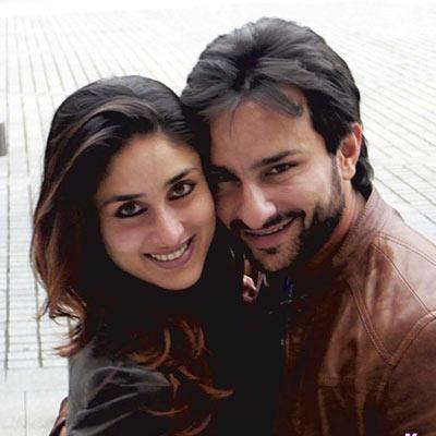 Saif and Kareena tied the knot on October 16, 2012.