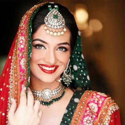 Korean Wedding Makeup 2017 : Indian Bridal Maangtika Designs