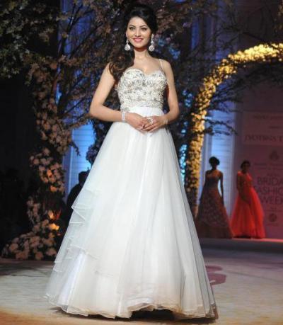 Modern Indian Bridal Dress