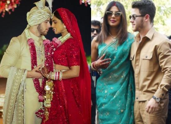 10. Priyanka Chopra Jonas and Nick Jonas